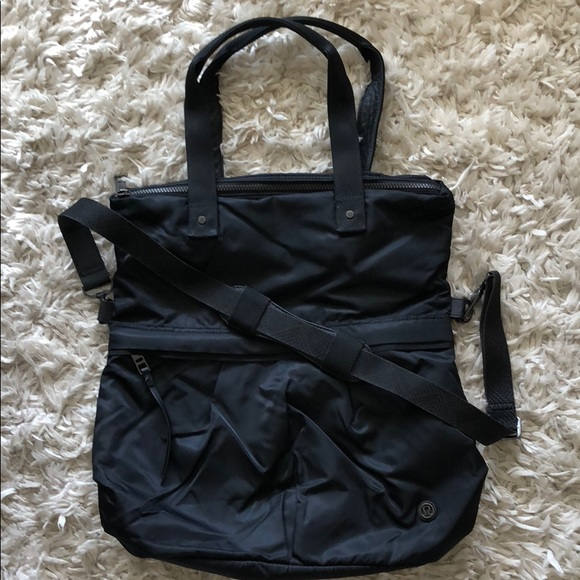 lululemon athletica Handbags - Lululemon Twice As Nice Tote Bag